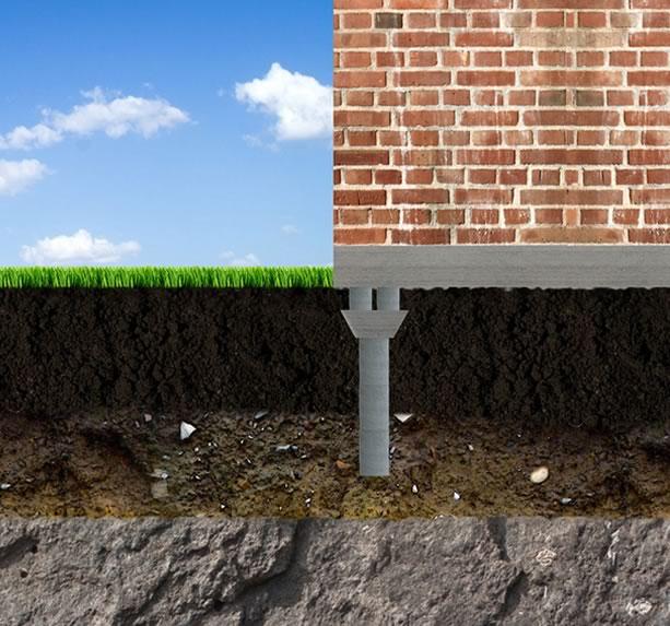 Concrete Slab Foundation Repair 1st Choice Foundation Repair